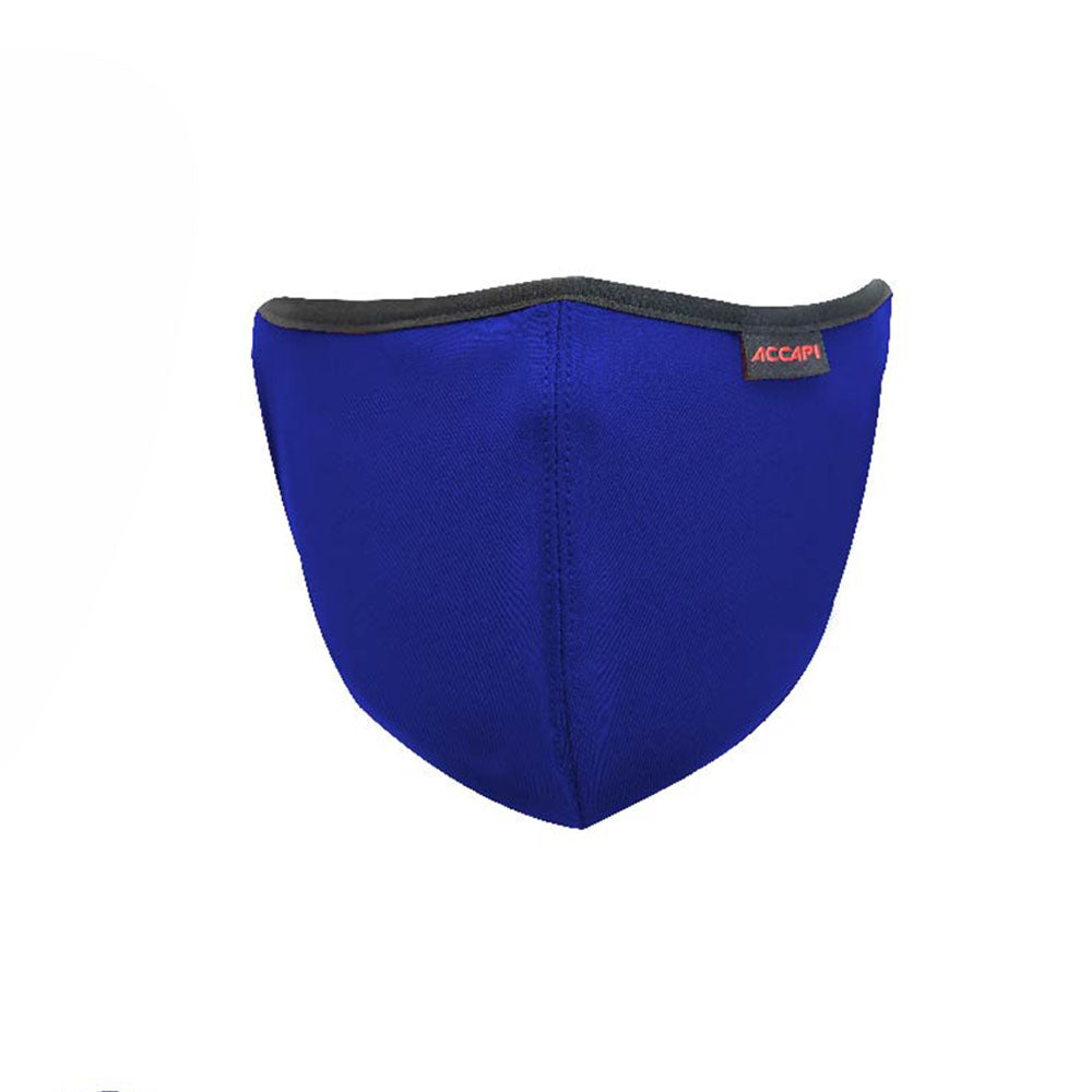 遠紅外線能量口罩 (2-PLY) Far-Infrared Energy Mask - 寶藍色 (Royal Blue)