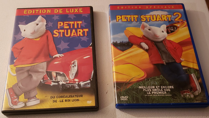 DVD Little Stuart