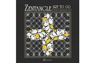 Americans Quilters Society Zentangle Art to Go Book