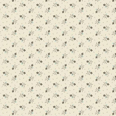 Andover Fabrics King of Hearts - Parchment