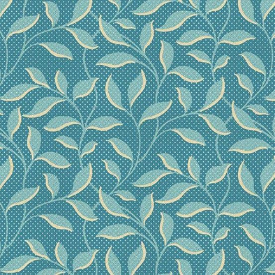 Andover Fabrics Morning Glory - Light Cerulean