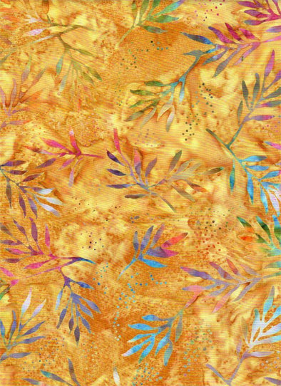 Batik Textiles In the Meadows Collection
