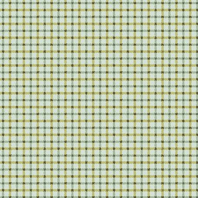 Benartex Plaid - Sage