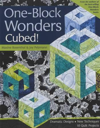 C&T Publishing One-Block Wonders Cubed