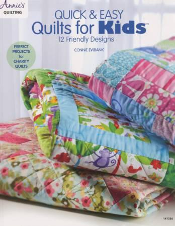 Annie's Quilting Quick & Easy Quilts for Kids