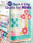 Annie's Quilting More Quick & Easy Quilts for Kids