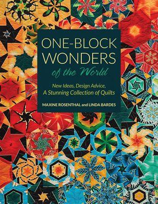 C & T Publishing One-Block Wonders of the World Book