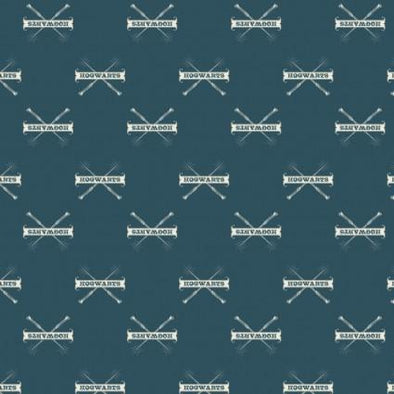 Camelot Fabrics Wizarding World Blue