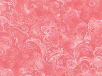 "Choice Fabrics Quilt Backing - 108"" Pink Flowers"