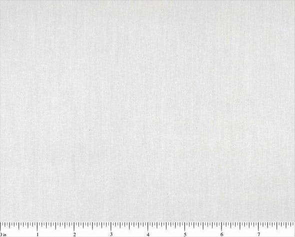 Choice Fabrics Supreme Muslin-White