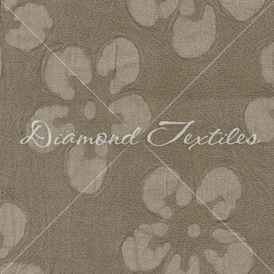 Diamond Textiles Cotton Embossed Tan