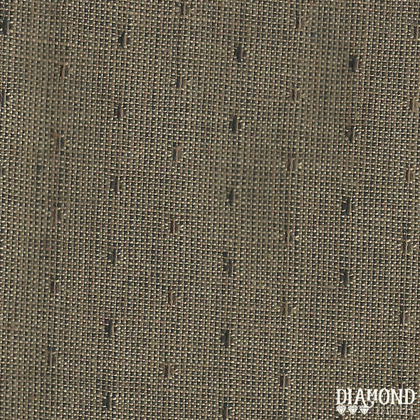 Diamond Textiles Nikko Med Brown