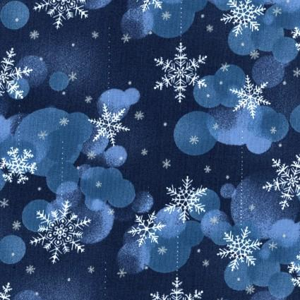 Elite Snowflake Wonder Navy