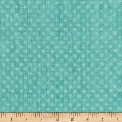 Wilmington Prints Essentials-Dotsy Teal