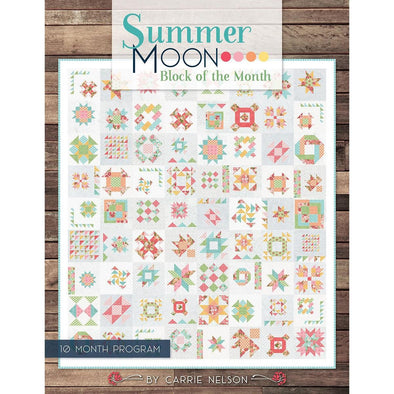 It's Sew Emma Patterns - Summer Moon BOM