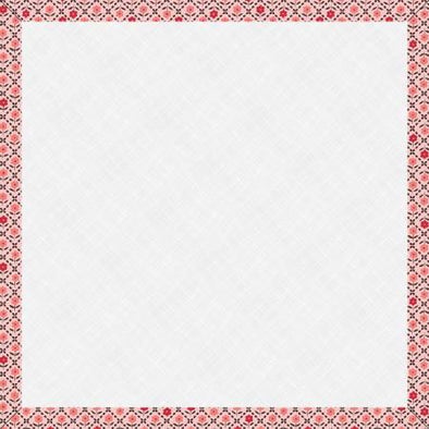 10-Inch Pink Needlepoin Design Board