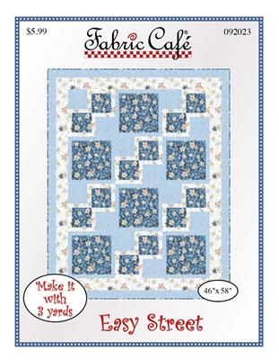 Fabric Cafe Easy Street - Make it with 3 yards