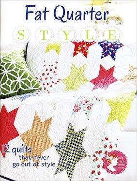 It's Sew Emma Patterns Fat Quarter Style - 12 Quillts