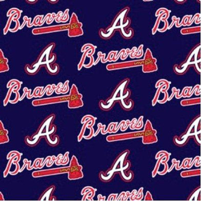 Fabric Traditions - Atlanta Braves