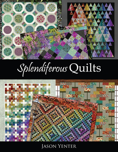 In The Beginning Splendiferous Quilts