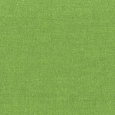 In The Beginning Fabrics Modern Solids - Shamrock