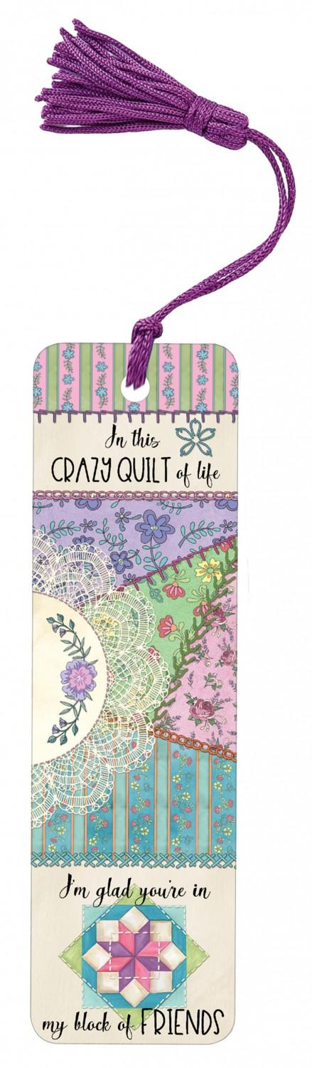 It Takes Two In This Crazy Quilt of Life