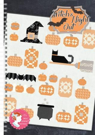 It's Sew Emma Pattern - Witch's Night Out