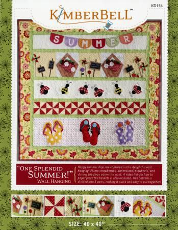 Kimberbell Designs One Splendid Summer