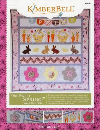 Kimberbell Designs One Sweet Spring