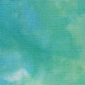 Majestic Batiks - Dayton - Solid - Green/Blue