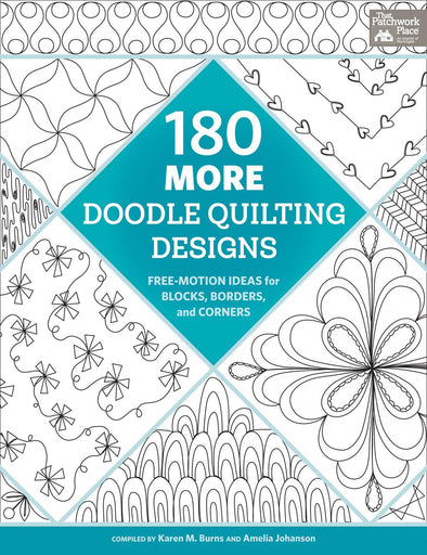 Martingale 180 More Doodle Quilting Designs