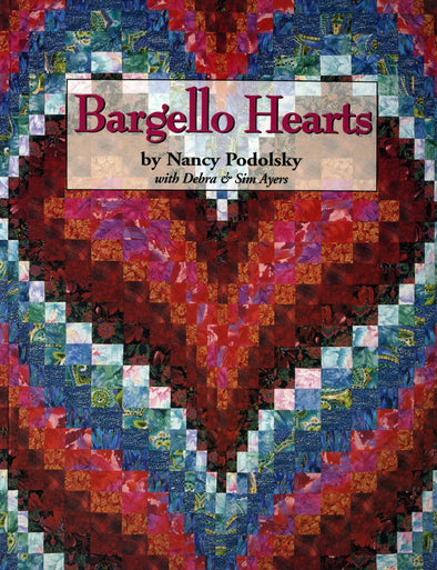 Nancy Podolsky Bargello Hearts