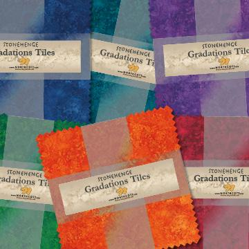 Northcott Stonehenge Gradation Tiles