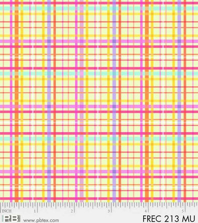 P&B Textiles Fresh Country Plaid
