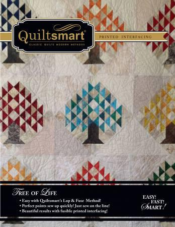 Quiltsmart Tree of Life Classic Pack