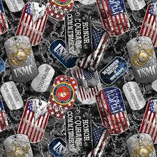 Sykel Enterprises Military-Marine Dog Tags