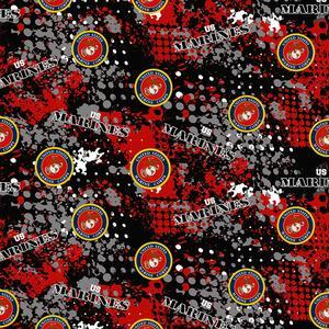 Sykel Enterprises Military Marine Abstract