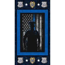 Sykel Enterprises Military Police Cotton Panel