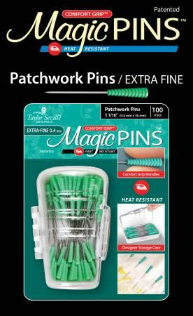 Taylor Seville - Magic Pins Patchwork Extra Fine 100ct