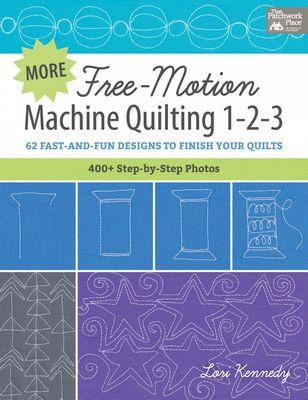That Patchwork Place More Free Motion Machine Quilting 123