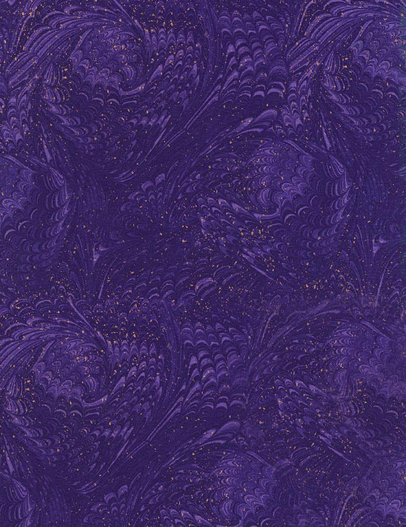 Timeless Treasures Fabrics Enchanted Marble Violet