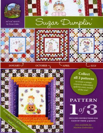Turning Twenty Sugar Dumplin 1 January, October, April, July