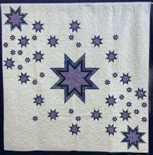 Vector Quilts Floating Star'elations