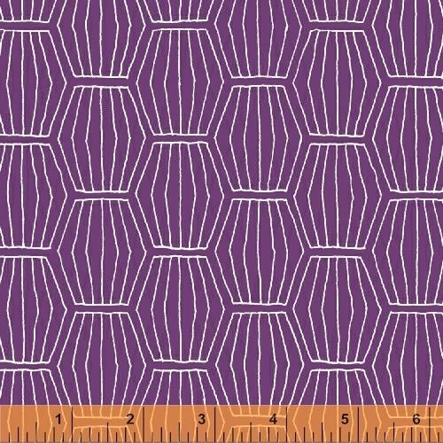 Windham Fabrics Foundation Lanterns Purple