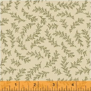 Windham Fabrics The Golden Age Fern Green