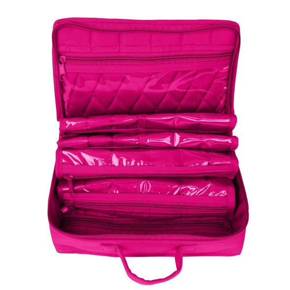 Yazzii Mini Craft Organizer - Large Fuschia