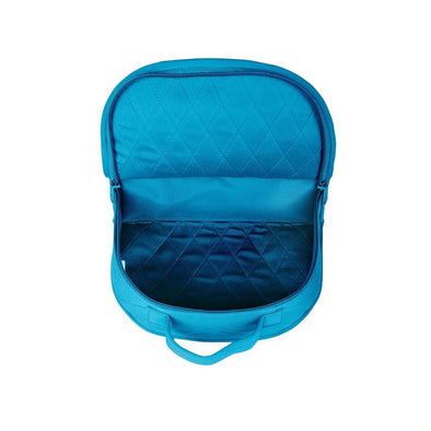 Yazzii Oval Craft Box - Petite Aqua