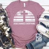 Jesus Changes Everything Tee