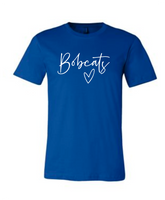 Bobcats Simple Text with Heart Below - Youth and Adult