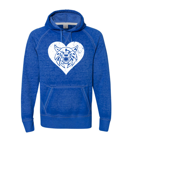 Bobcat Twisted Royal Sweatshirt